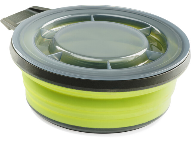 GSI Escape Bowl with Lid 651ml green